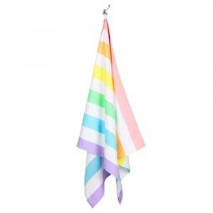 DOCK & BAY toalla summer rainbow L