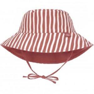LASSIG gorrito para niños stripes red 9-12M