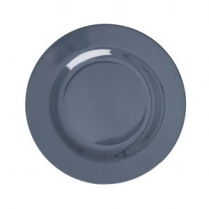 RICE plato lunch dark grey
