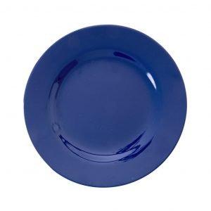RICE plato postre Navy Blue