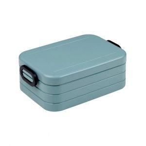 MEPAL bento box para niños nordic green