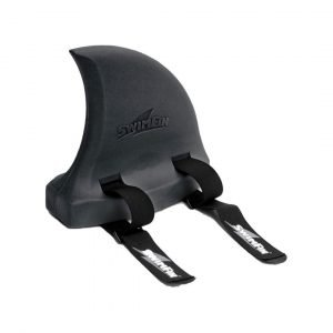 SWIMFIN aleta tiburon negro