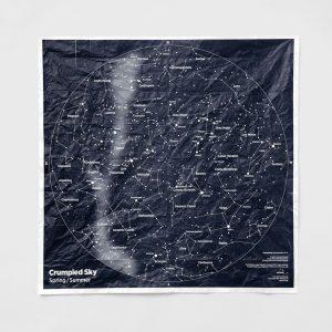 PALOMAR mapa estrellas primavera/verano
