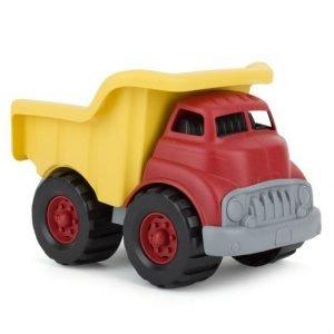 GREEN TOYS camión dumper Amarillo