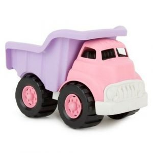 GREEN TOYS camion dumper Rosa