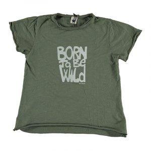 BI SUIT camiseta manga corta Born To Be Militar