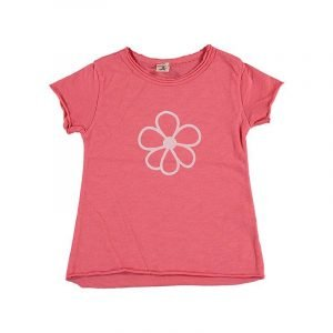 BI SUIT camiseta manga corta Flor Coral