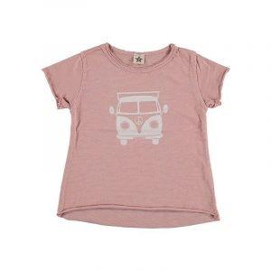 BI SUIT camiseta manga corta Furgo Rosa