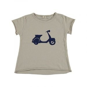 BI SUIT camiseta manga corta Vespa Arena