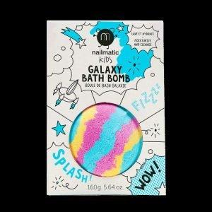NAILMATIC bomba de baño galaxy Red planet