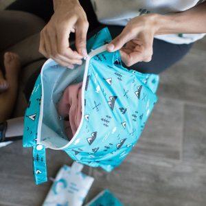BUMKINS bolsa impermeable para niños Indios