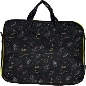 MY BAGS maleta cosmos negro