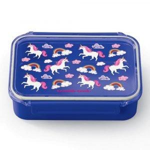 CROCODILE CREEK bento box unicornios