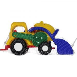 SUIT BEIBI set playa tractor