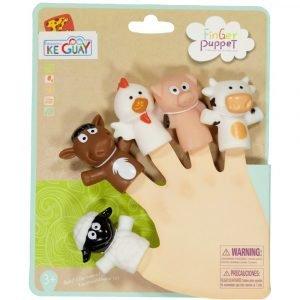 SUIT BEIBI marioneta de dedos granja