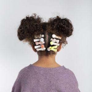 MIMI AND LULA clips para niñas bora bora