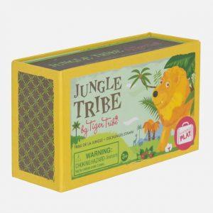 TIGER TRIBE box jungle