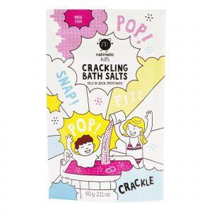 NAILMATIC sales de baño rosa