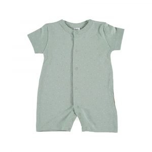 PETIT OH pijama de verano plumetti aqua