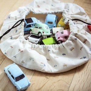 PLAY&GO saco mini coches