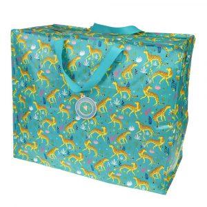 REX bolsa jumbo para niños cheetah