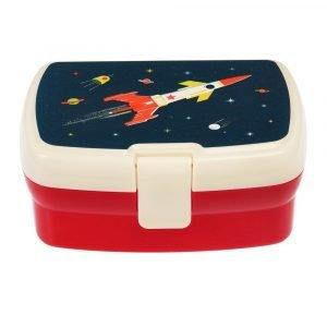 REX tupper bandeja para niños space age