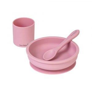 SARO set 3pz rosa