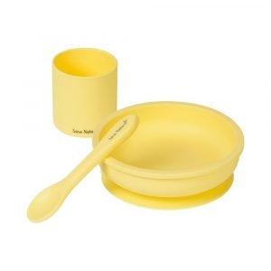 SARO set 3pz amarillo