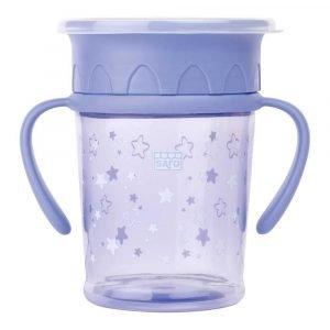 SARO taza antigoteo 360 amazing cup lavanda