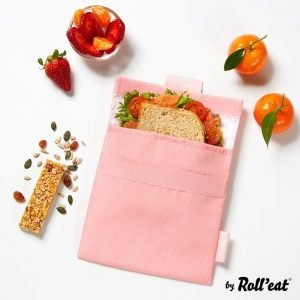 SNACK'N'GO active rosa