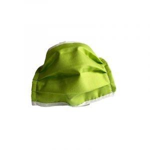 BI SUIT mascarilla niños algodon Verde