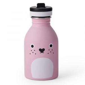 NOODOLL botella de acero 250ml pink