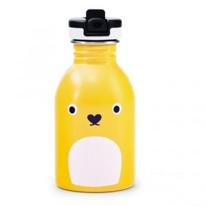 NOODOLL botella de acero 250ml yellow