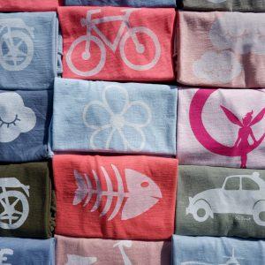 BI SUIT camiseta manga corta Bike Coral