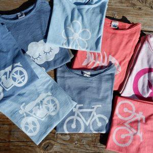 BI SUIT camiseta manga corta Bike Rosa