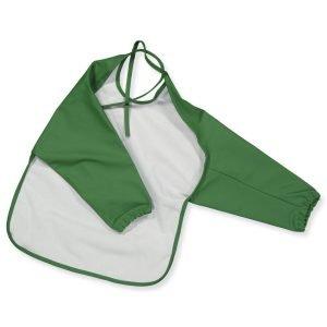 CELAVI babero manga larga elm green