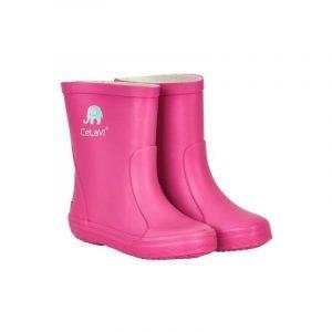 CELAVI botas de agua real pink