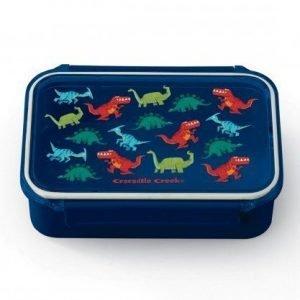 CROCODILE CREEK bento box para niños Dinos