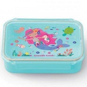 CROCODILE CREEK bento box para niños Mermaid