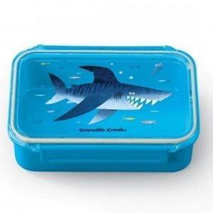 CROCODILE CREEK bento box para niños Shark