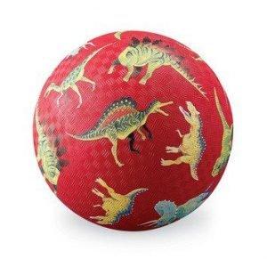 CROCODILE CREEK pelota 13cm first ball dino red