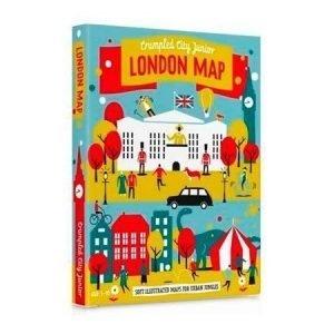 PALOMAR mapa arrugable London