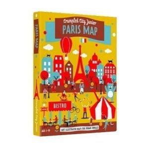 PALOMAR mapa arrugable Paris