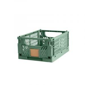 DAY caja plegable MINI dill green