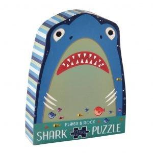 FLOSS AND ROCK puzzle tiburon 12PZ
