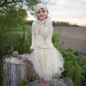 GREAT PRETENDERS disfraz momia falda 5-6A