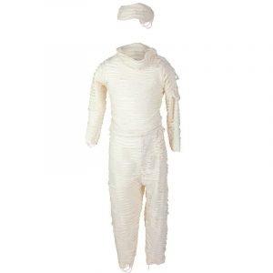 GREAT PRETENDERS disfraz momia pantalon 7-8A