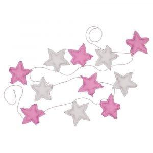 SUIT BEIBI guirnalda star cotton rosa