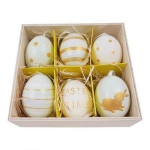 HOFF INTERIEUR caja 6 huevos easter time