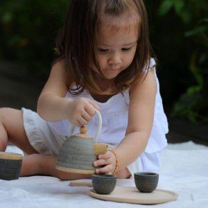 PLAN TOYS juego té oriental